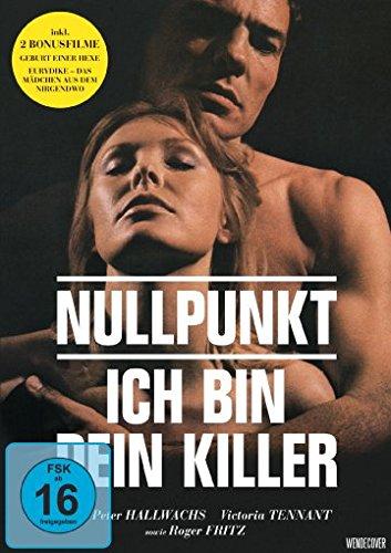 Nullpunkt - Ich bin dein Killer  (inkl. 2 Bonusfilme: 'Geburt einer Hexe' + 'Eurydike - Das Mädchen aus dem Nirgendwo') [Limited Edition]