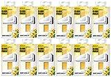 AREON Clima Fresh Ambientador Dulce Vainilla Casa Aire Acondicionado Original Olor Amarillo Hogar Salón Oficina Tienda (Sweet Vanilla Pack de 12)