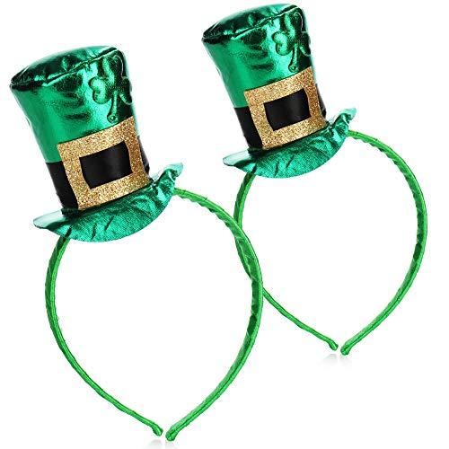 com-four Leprechaun, Kobold Kostüme zum St. Patricks Day - Outfits und Accessoires...
