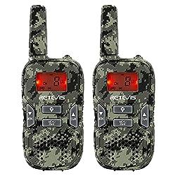 cheap Retevis RT33 Kids Transceiver, Flashlight, Portable Long Range Military Toy for Boys and Girls …