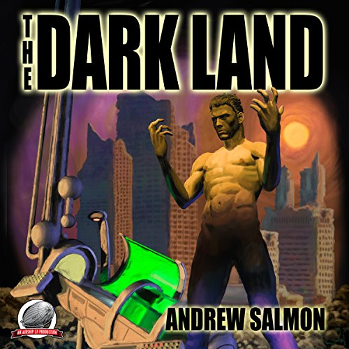 The Dark Land audiobook cover art