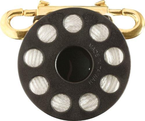 SEAC 1110043 Carrete Spool, Unisex Adulto, Negro, L