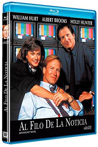 Broadcast News 1987 Blu ray Al filo de la Noticia (Sprache Kein Deutsch) (Kein Deutsch Untertitel) (Englisch Tonspur) (Spanisch Import)