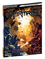 Stormrise Official Strategy Guide de BradyGames