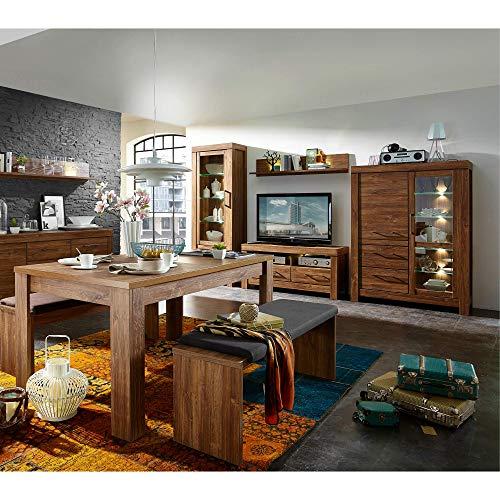 Peter GTCC901041 Wandboard, Holz, braun, 27 x 139 x 25 cm - 4