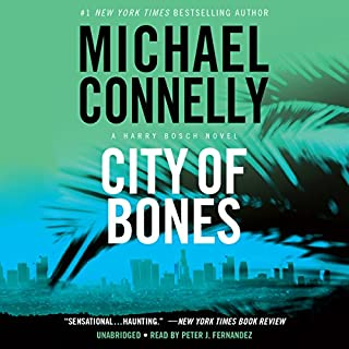 City of Bones: Harry Bosch Series, Book 8 cover art