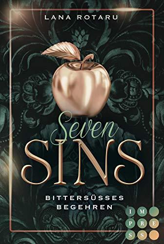 Seven Sins 3: Bittersüßes Begehren: Romantische Urban-Fantasy-Buchserie (3)