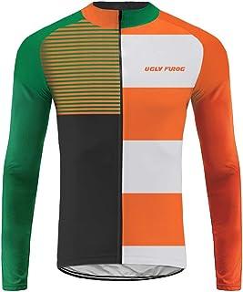 Uglyfrog 2019 MTB New Senza Maniche Gilet Jersey Uomo Mountain Bike Cycling Vest Camicia Top Abbigliamento Ciclismo Estate Style WMJX04F
