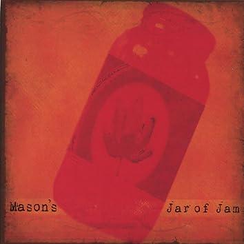 Mason's Jar of Jam