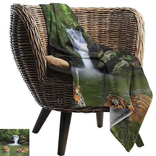 ZSUO peuter deken rustieke, rustieke schuur met brandhout platteland dorp opslag tuin landelijke leven concept, oranje bruin gooien lichtgewicht zachte microvezel massief deken