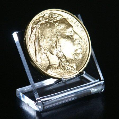 Messmittelonline Münzständer (ohne Münze)