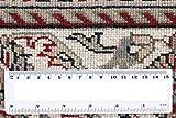 Nain Trading Indo Bidjar 237x172 Orientteppich Teppich Beige/Braun Handgeknüpft Indien - 7
