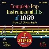 Complete Pop Instrumental Hits Of 1959 / Var
