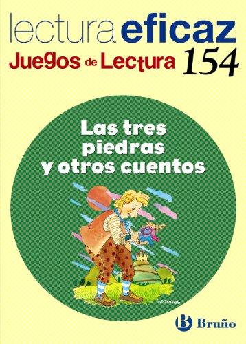 Las tres piedras y otros cuentos Juego de Lectura (Castellano - Material Complementario - Juegos De Lectura) - 9788421668863 (Juegos Lectura Eficaz)