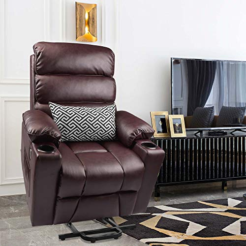 Maxxprime Electric Power Lift Recliner Chair Sofa for Elderly with...