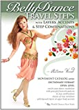 Belly Dance Travel Steps with Layers, Accents & Step Combinations, by Autumn Ward - World Dance New...