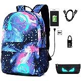 Galaxy Backpack, Anime Luminou...
