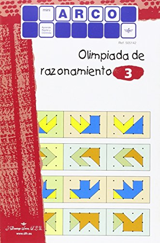 OLIMPIADA DEL RAZONAMIENTO 3 MINI ARCO