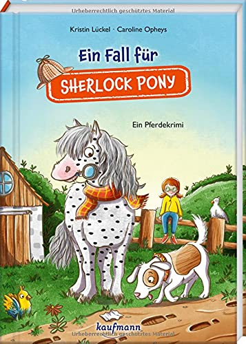 Ein Fall für Sherlock Pony: Ein Pferdekrimi