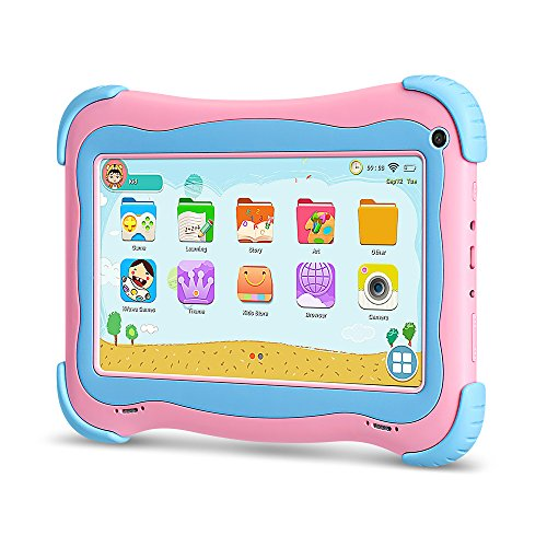 YUNTAB Q91 Tablet Infantil 7 Pulgadas Android 5.1