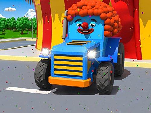 Der Clown Traktor