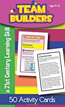 Team Builders Flash Cards for Ages 10-12
