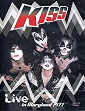 Kiss: Live in Maryland 1977~ Dvd [Import] Ntsc | Region 0 | Gene Simmons, Paul Stanley, Ace Frehley & Peter Kriss in concert as Kiss