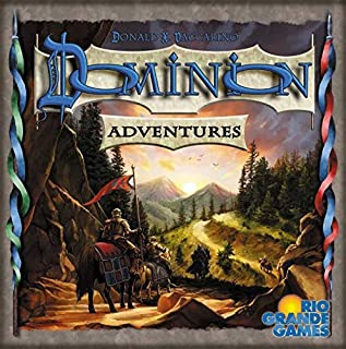 Rio Grande Games Dominion Adventures Game