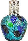 AIRDRAGON Aquarius - Lámpara aromática catalítica (mosaico de cristal, altura aprox. 15 cm)