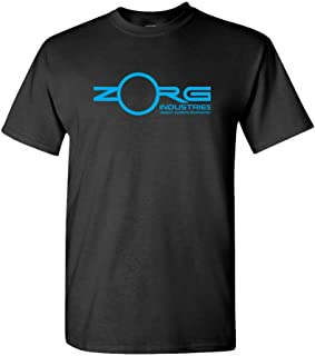 Zorg Industries - Element Movie Funny - Mens Cotton T-Shirt