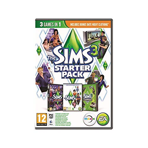 The Sims 3 Starter Bundle (PC DVD) [Edizione: Regno Unito]