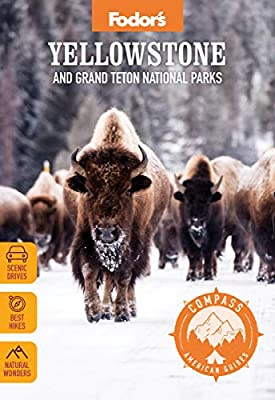 Fodor's Compass American Guides: Yellowstone and Grand Teton National Parks (Full-color Travel Guide) by Fodor's Travel
