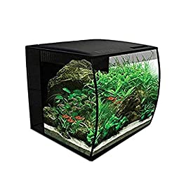 Fluval Flex Nano Aquarium with Remote Control LED Light & Filter