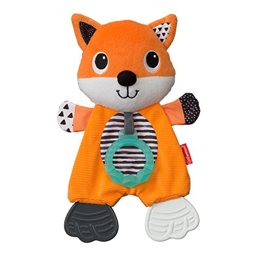 Product Image of the Infantino Cuddly Teether, Fox
