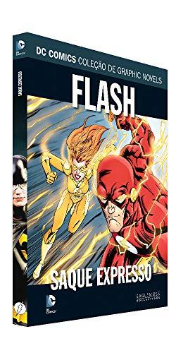 Dc Graphic Novels Ed. 108 - Flash: Saque Expresso