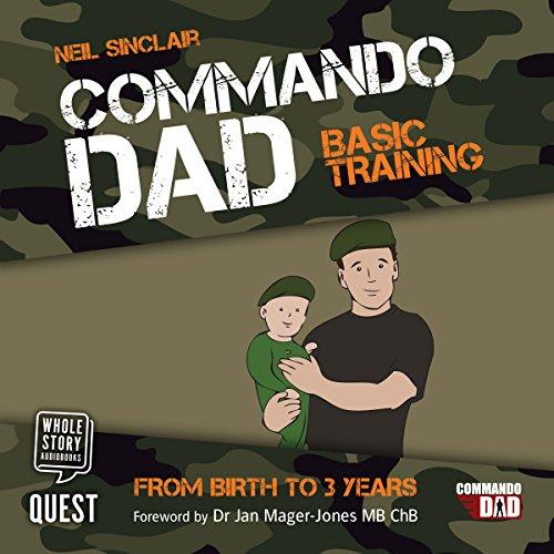 Couverture de Commando Dad