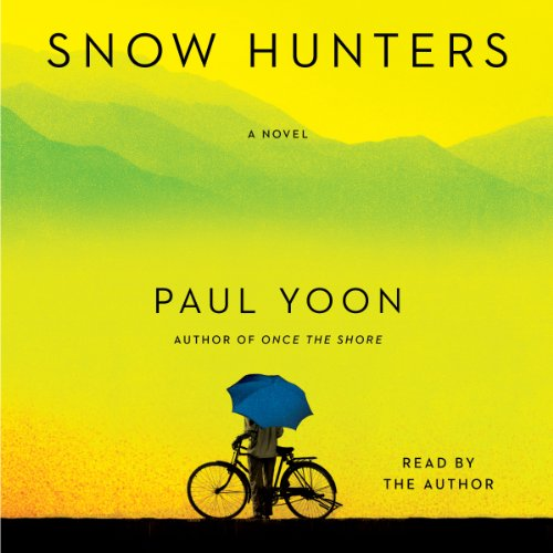Snow Hunters audiobook cover art