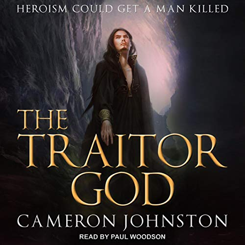 The Traitor God cover art