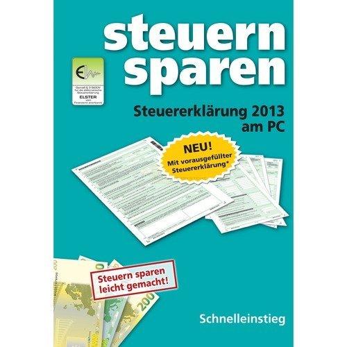 Steuern-Sparen 2014 - Steuererklärung 2013 am PC