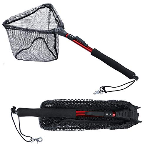 what is the best telescopic folding trout net 2020
