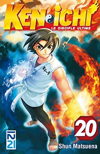 Ken-ichi, saison 1 : Le disciple ultime - tome 20 (Kenichi - Le disciple ultime)