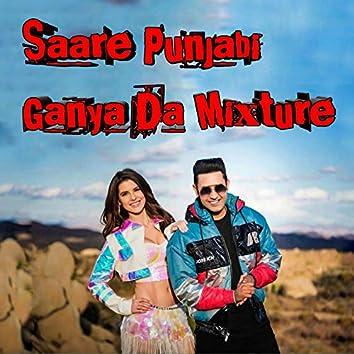 Saare Punjabi Ganya Da Mixture (feat. Guru Randhawa)