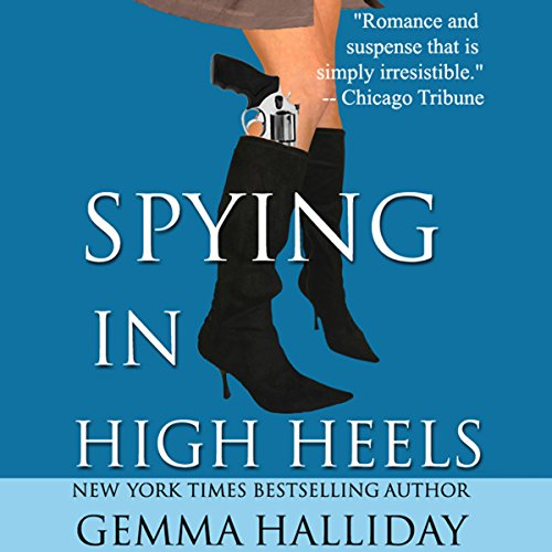 Spying in High Heels cover art
