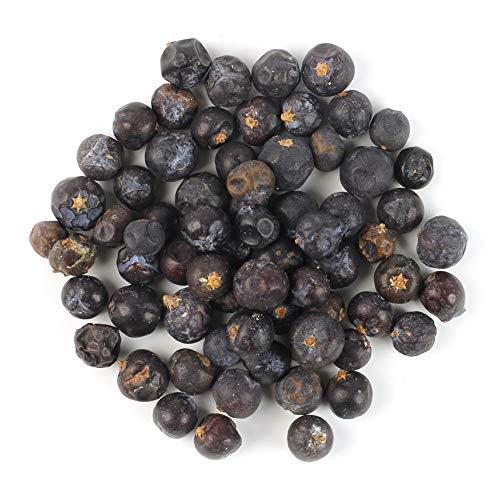 Frontier Co-op Juniper Berries Whole, Kosher, Non-irradiated   1 lb. Bulk Bag