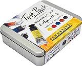 Sennelier acuarela de calidad para artistas Pack de prueba tubos de 10 ml