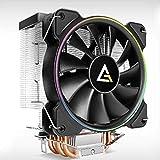 Antec A400 RGB CPU Cooler Fan Compatible with: Intel LGA 775/1150 / 1151/1155