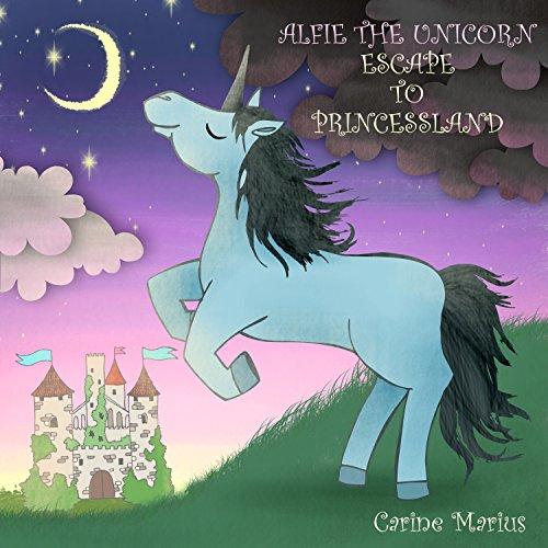 Alfie the Unicorn: Escape to Princessland cover art