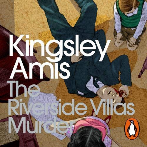 The Riverside Villas Murder cover art