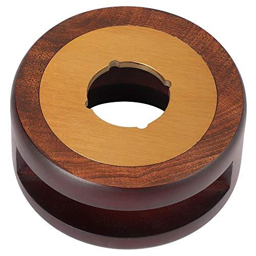 Smeltkachel, lakzegel Kit Waslepel Ronde zegel Stempelkachel Smeltoven Metaal Retro handgemaakt gereedschap (lepel niet inbegrepen)