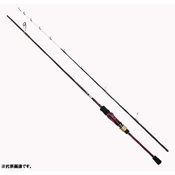 ダイワ(DAIWA) キスロッド アナリスター キス M-180・Y 2019モデル 釣り竿